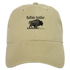 BUFFALO SOLDIER Baseball Cap
