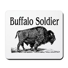BUFFALO SOLDIER Mousepad