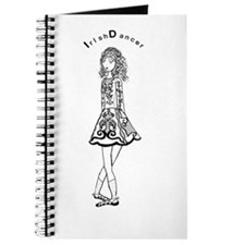 Cool Irish dancing Journal