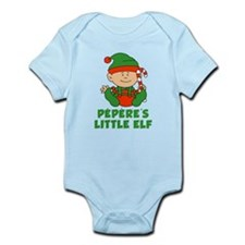 Pepere's Little Elf Body Suit