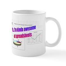 Excel Geek Mug