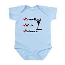 Crawl Walk Balance Body Suit