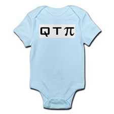 Q T PI Infant Bodysuit