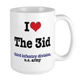 I (Heart) the 3id Coffee Mug