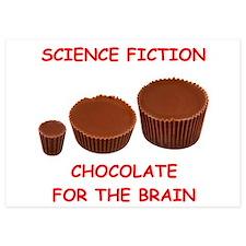 science fiction Invitations