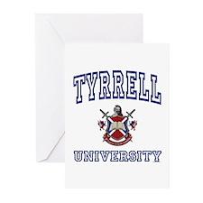 TYRRELL University Greeting Cards (Pk of 10)