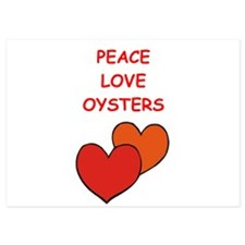 oyster Invitations