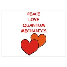 quantum mechanics Invitations