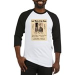 Judge Roy Bean Baseball Jersey