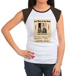 Judge Roy Bean Women's Cap Sleeve T-Shirt