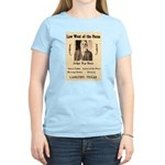 Judge Roy Bean Women's Light T-Shirt