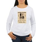 Judge Roy Bean Women's Long Sleeve T-Shirt