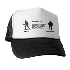 Hero Poseur Trucker Hat