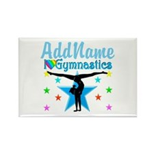 GYMNAST POWER Rectangle Magnet (10 pack)