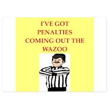 referee Invitations