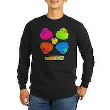 diskoduck5 Long Sleeve T-Shirt