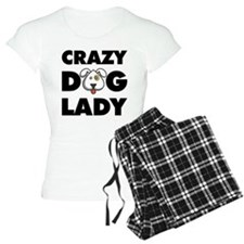 Crazy Dog Lady Pajamas