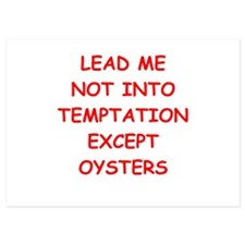 oysters Invitations