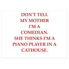 comedian Invitations