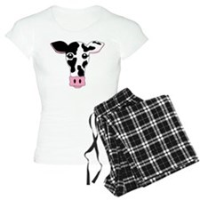 Sweet Cow Face Design pajamas