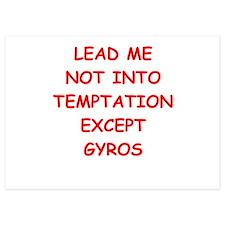 gyros Invitations