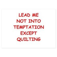 quilting Invitations