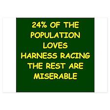 harness racing Invitations