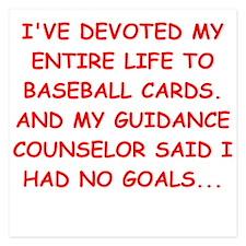 baseball cards Invitations
