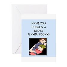 slots Greeting Cards (Pk of 10)