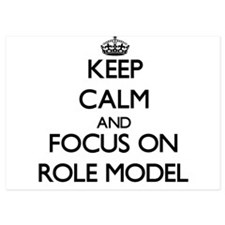 Keep Calm and focus on Role Model Invitations