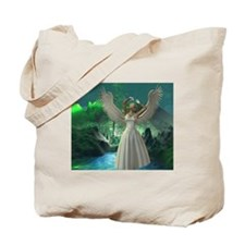Dancing Angel Tote Bag