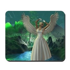 Dancing Angel Mousepad