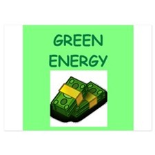 green energy Invitations