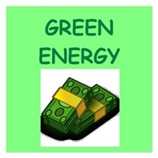 green energy Invitations