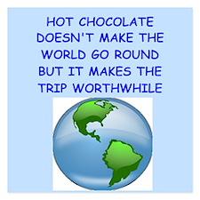 hot,chocolate Invitations