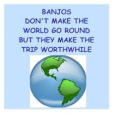 banjo Invitations