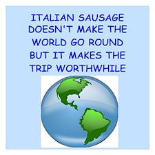 ITALIAN SAUSAGE Invitations