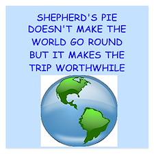 shepherds pie Invitations