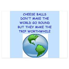 cheese balls Invitations