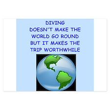 diving Invitations
