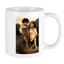 At the Edge of the Brook Mug