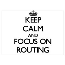 Keep Calm and focus on Routing Invitations