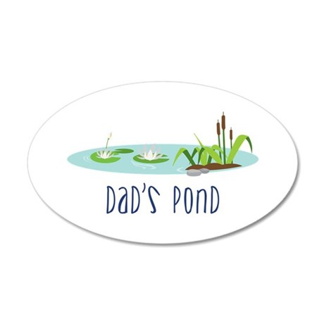 Dads Pad Wall Decal