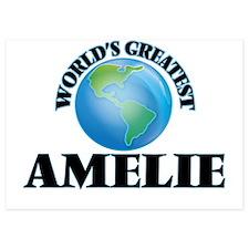 World's Greatest Amelie Invitations