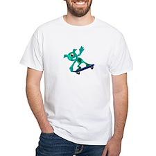 Monster Skateboarder T-Shirt