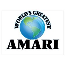 World's Greatest Amari Invitations