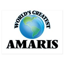 World's Greatest Amaris Invitations