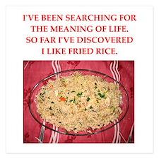 fried rice Invitations