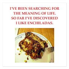 enchiladas Invitations