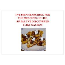 nachos Invitations